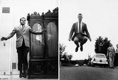 Richard Nixon, Murray Kempton