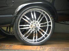Dodge Ram wheel