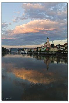 Passau sur le Danube - Bavière -http://www.destination-baviere.fr