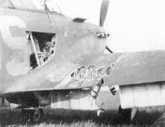 World War II in Pictures: Planes that Barely Survived Air Force Aircraft, Ww2 Aircraft, Military Aircraft, Cienfuegos, Hurricane Plane, South African Air Force, Hawker Hurricane, The Blitz, Battle Of Britain