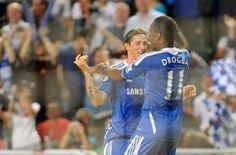 Fernando Torres spoke to Didier Drogba before he left d6e29ee71d004