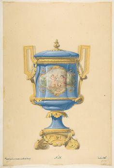 The Metropolitan Museum of Art - Design for an Urn