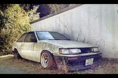 Japanese Domestic Market, Best Reliable Cars, Jdm Wallpaper, Because Race Car, Ae86, Toyota Cars, Abandoned Cars, Car Tuning, Japanese Cars