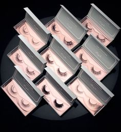 ESQIDO mink lashes. Which one is your fave? Shop: http://esqido.com #falseeyelashes #makeup #beauty