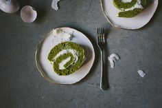 How to Make Green Tea Matcha Rolls at Home