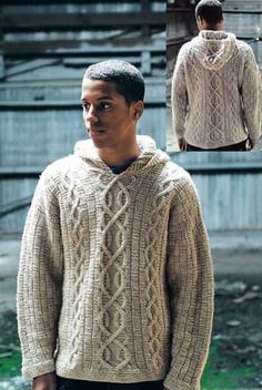 Watch This Video Beauteous Finished Make Crochet Look Like Knitting (the Waistcoat Stitch) Ideas. Amazing Make Crochet Look Like Knitting (the Waistcoat Stitch) Ideas. Mens Knit Sweater Pattern, Sweater Knitting Patterns, Knitting Designs, Men Sweater, Gros Pull Long, Xxxl Clothing, Grey Dress Pants, Chunky Knit Cardigan, Black Wool