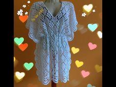Crochet Skirts, Crochet Blouse, Crochet Clothes, Crochet Bikini, Crochet Top, Parte Superior Del Bikini, Baby Knitting, Free Pattern, Crochet Patterns