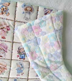 One-hour baby quilt tutorial /Geta's Quilting Studio