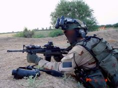 US Army Delta Force in Iraq