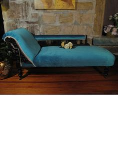 1000 ideas about chaise lounge indoor on pinterest for Blue chaise lounge indoor
