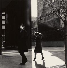 Philadelphia City Whispers series Ray K. Metzker, 1983