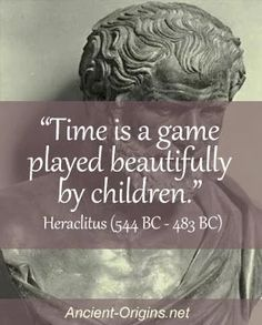 Photo: Inspirational quote of the day... #Heraclitus