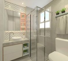 Tiles Ideas for Small Bathroom Bathroom Decor Apartment, Bathroom Interior, Rustic Toilets, Bathrooms Remodel, Bathroom Decor, Modern Room, Bathroom Design Small, Small Bathroom Remodel, Bathroom Layout