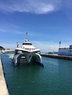 全新澳洲建造穿浪型雙船體客船,只有在#東琉線聯營交通船才能搭乘。 東琉線船班時刻表: http://www.sbbay.com.tw/ship.php?PHPSESSID=44462ddb0805677a3b8d9eee5fe9478c 詳全文報導: http://www.chinatimes.com/newspapers/20150611000585-260107