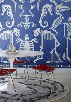 Studio Job mosaics for Bisazza