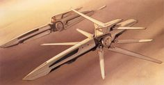 concept ships: Concept ship art by Ryan Church