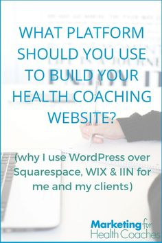 Whether you're planning to hire someone to help you with your website or do-it-yourself, you may be wondering what the pros and cons are for these different pla