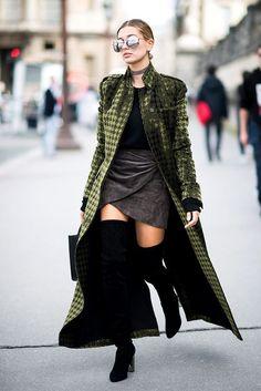 Die beste Street Style Inspiration & mehr Details, die den Unterschied ausmache