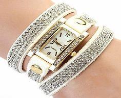Broadfashion Womens Vintage Square Dial Rhinestone Weave Wrap Leather Bracelet Wrist Watch (Black) Movement: Quartz : Battery <br />Gender: Womens <br />Display: Analog <br />Type: Bracelet Wrist Watch <br />Style: Vintage <br />Feat (Barcode EAN = 0534647443260) http://www.comparestoreprices.co.uk/bracelets/broadfashion-womens-vintage-square-dial-rhinestone-weave-wrap-leather-bracelet-wrist-watch-black-.asp
