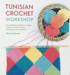crochet motifs | poppyandbliss Crochet Afghans, Tunisian Crochet Free, Crochet Diy, Modern Crochet, Crochet Books, Crochet Stitches Patterns, Crochet Basics, Crochet Motif, Stitch Patterns