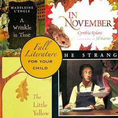 Fall Literature Guide