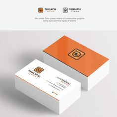 Create a stunning logo and business card for Time Lapse company by velvetsun