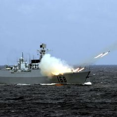 FEB 2014 For the first time, the Chinese navy sent warships sailing through the Sunda Strait between the Indonesian islands... close to Christmas Island, and then through the Lombok Strait between Lombok and Bali. The move is considered to be an unprecedented show of military might by the Chinese, and will have a significant impact on security and strategic policy settings for Australia and our regional neighbours, particularly Indonesia and India.