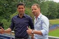 Kontinuität im Trainerteam: MSV verlängert mit Yontcho Arsov