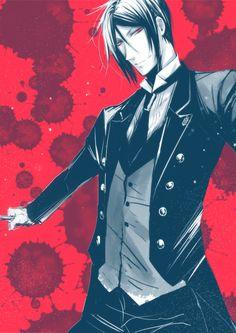 Sebastian Michaelis| Kuroshitsuji / Black Butler