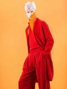 Standard Deviation - Fashion. Design. Culture. Art. Myko.: Metal Magazine #25: Menswear Editorial Starring Thomas Penfound
