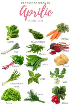 40 de retete de primavara - Ama Nicolae Health Fitness, Lose Weight, Herbs, Plants, Languages, Pencil, Food, Drawing, Learning Italian