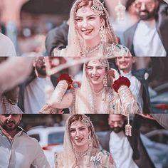Shadi Dresses, Pakistani Bridal Wear, Wedding Makeup Looks, Stylish Girl Images, Bride Makeup, Bridal Shoot, Girls Image, Bridal Dresses, Wedding Day