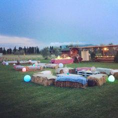 "@tuscandream1's photo: ""#magic #light #welcome #dinner #ideas #m&c #wedding #tuscandreamweddings #inmaremma #discovertuscany"""