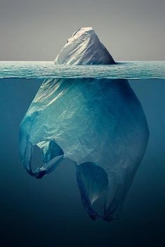 Not an iceberg.