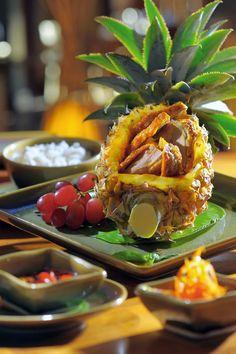 Curry rouge de canard - Trou aux Biches Resort & Spa - Mauritius