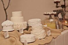 Lubbock Wedding Cake Satellites