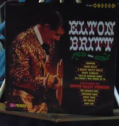 Elton Britt Lp Stereo Near Mint #AlternativeCountryAmericanaContemporaryCountryEarlyCountryTraditionalCountry