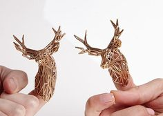 3D printing in bronze  #3dPrintedAnimals