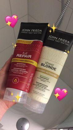 Hair care for blond girls