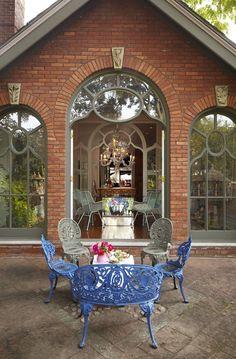 Colorful Victorian Renovation - Maximalist Decor Renovation