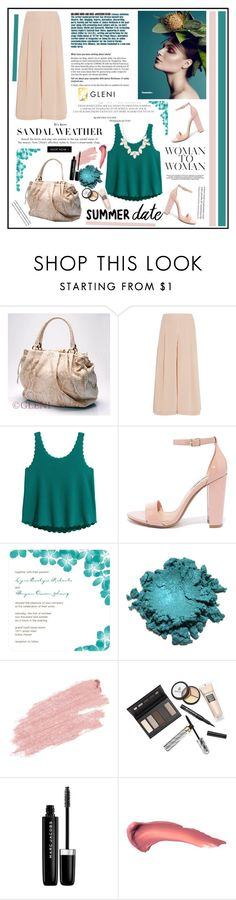"""gleniboutique.com 8..."" by cindy88 ❤ liked on Polyvore featuring TIBI, Steve Madden, Jane Iredale, Borghese, Marc Jacobs, Charlotte Russe, PYTHON, gleni and gleniboutique"