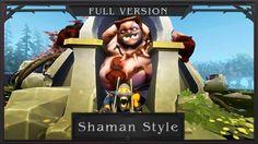 DotA 2 - Shaman Style 샤먼 스타일 [Full!], via YouTube.