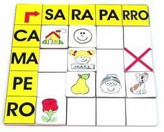 Quick easy words in Spanish Dual Language Classroom, Bilingual Classroom, Spanish Classroom, Elementary Spanish, Teaching Spanish, Teaching Time, Teaching Resources, Reading Intervention, Spanish Lessons