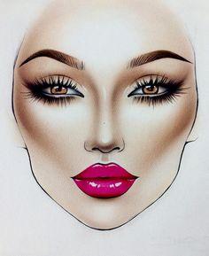 """Polubienia: 11.9 tys., komentarze: 60 – Sergey X (@milk1422) na Instagramie: """"#artist@milk1412  ✨ #mylove #myart #myartistcommunity #myartistcommunityrussia #makeup #makeupart…"""""""