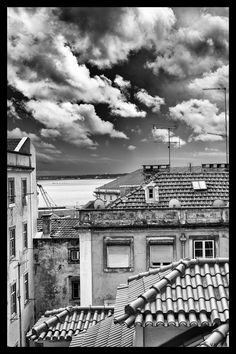 From my window - Lisbon, Portugal April 2016