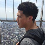 "Devin Booker on Instagram: ""Livin' life. #NYC"""
