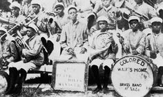 """Louis Armstrong bought his first cornet at a New Orleans pawnshop, when he was 15 years old. The instrument cost $10, and was """"all bent up, holes knocked in the bell"""". Nevertheless it was the instrument with which he would take the first significant steps towards becoming the fons et origo of jazz improvisation"""