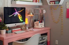 // REVEAL: KB's Workspace Makeover