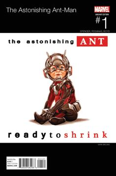 The Astonishing Ant-Man #1 (Notorious B.I.G.: Ready to Die)