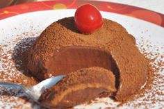Bowl Cake, Gluten, No Sugar Foods, Nutella, Sweet Recipes, Panna Cotta, Deserts, Food And Drink, Cooking Recipes